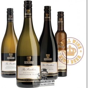 Vang New Zealand GIESEN The Brothers Chardonnay bn3