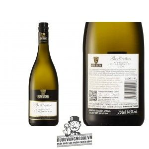 Vang New Zealand GIESEN The Brothers Chardonnay bn5