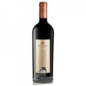 Vang Argentina Salentein Single Vineyard Malbec