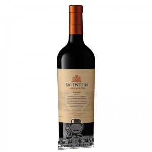 Vang Argentina SALENTEIN Barrel Selection Malbec