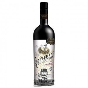 Vang Úc LINDEMAN GENTLEMANS COLLECTION Cabernet Sauvignon 3