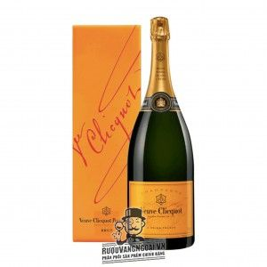 Rượu Champagne Veuve Clicquot Brut Yellow Label