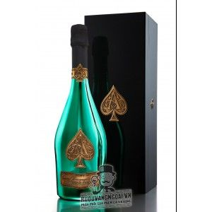 Rượu Armand de Brignac Brut Limited Edition Green