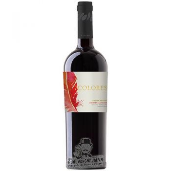 Vang Chile 7COLORES Limited Edition Cabernet Sauvignon